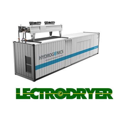 IIAS has been appointed as the sales representative for Hydrogenics and Lectrodryer